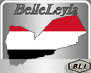 BLL Yemen Flag Map