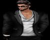 Hot Male Black Blazer
