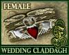 Wedding Claddagh Ruby