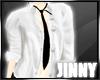 J! His Shirt & Tie