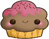 Cupcake kewtay