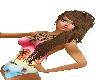 Alaya Brown Hair