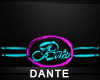 Derivable Neon Bar sign