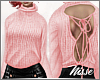 n| Open Back Sweater P