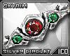 ICO Silver Circlet M