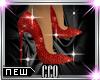 [CCQ]Radish Rose Heels