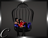 Cuddle Cage Swing