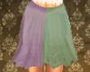 Sherbet Bicolor Skirt