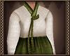 [Ry] Hanbok Leaf/Cream
