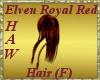 Elven Royal Red Hair