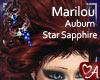 Auburn Sapphires