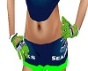 Seahawks Gloves-Female