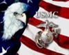 U.S Marine Eagle