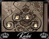 ♔K Luxe Wall Candles