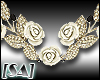 [SA]Vintage Rose Neck