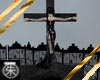 }T{St Gothica Cross tomb