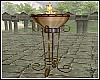 Greek Temple Torch