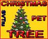Christmas tree pet