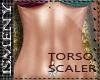 [Is] Torso Scaler