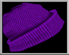Purple Knit Hat