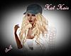 BnR Hat hair blonde