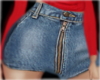 Denim Hot Pants RLL