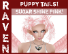 PUPPY TAILS SUGAR SHINE!
