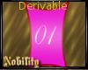 Derivable Modern Frame