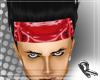 'R' Red HeadBand''