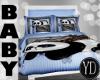 KIDS PANDA BED 40%