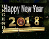 2018 Countdown Clock
