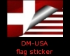 DM-USA flag