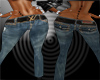xxl LV Demin Jeans