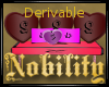 Derivable Heart Seat