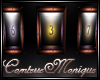 Derivable Triple Frames
