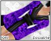 !0h! Sexy Kimono |Purple