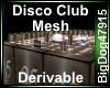 [BD] Disco Club Mesh