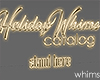 HolidayWhims Room Banner