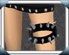 Spiked Garters ~L~