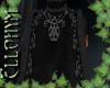 ~E- Elven Mantle Black M