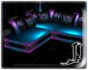 ! DJ Sexy Neon Couch