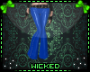 :W: Witty Blue Pants