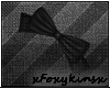 Achey Black Hair Bows