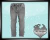 men's bootcut jeans-gray