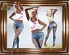 AD! Mwah Tank & Jeans S