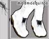 -MQ-White Boots