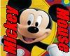 (sm) Mickey M. Nursery ~