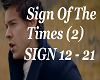 [JC]Sign Of The Times 2