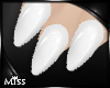 [MT] White Witch Nails