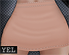 [Yel] Basic Skirt 01